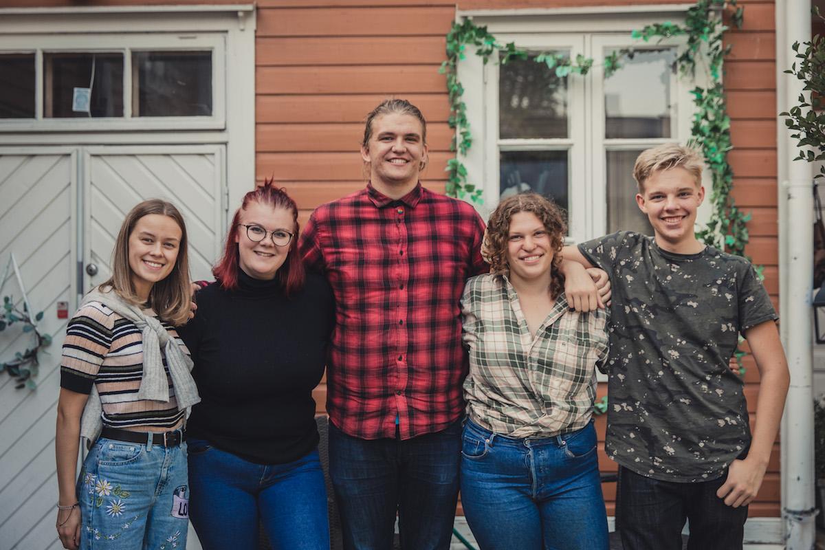 Höstmöte och volontärutbildning 7-9.9.2018 i Borgå
